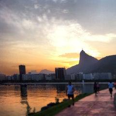 Photo taken at Aterro do Flamengo by Joana P. on 10/29/2012