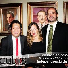 Photo taken at Palacio de Gobierno by David C. on 9/18/2013