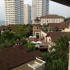Photo taken at Sheraton Pattaya Resort by Tony W. on 2/8/2013