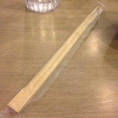 Photo taken at Sushi-Ya by Jep T. on 1/14/2013