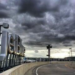 Photo taken at Terminal 5 by Edgar L. on 11/2/2012