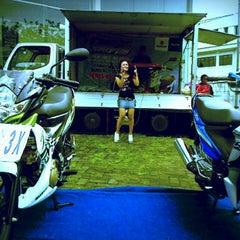 Photo taken at Suzuki Hero Sakti Motor Gemilang by sugimasihada on 2/23/2013