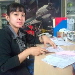 Photo taken at Suzuki Hero Sakti Motor Gemilang by sugimasihada on 12/5/2012