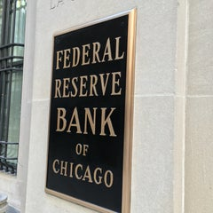 Photo taken at Federal Reserve Bank of Chicago by Jonathan F. on 10/17/2015