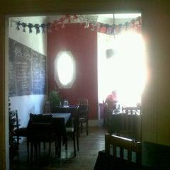 Photo taken at Cariño Malo by Pamela A. on 12/28/2012