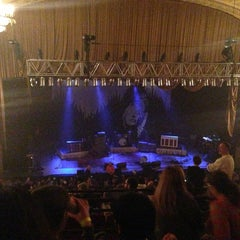 Photo taken at Orpheum Theatre by Jonathan E. on 2/10/2013