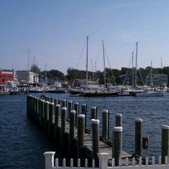 Photo taken at The Flying Bridge by Deborah S. on 10/6/2012