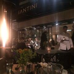 Photo taken at Santini by Hanoof b. on 9/22/2014