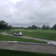 Photo taken at Forest Park Golf Course by Steve S. on 8/18/2014
