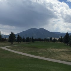 Photo taken at Red Lodge Mountain Golf Course by Kevin N. on 7/26/2015