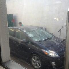 Photo taken at Town Center Car Wash/Chevron by Allison H. on 2/7/2013