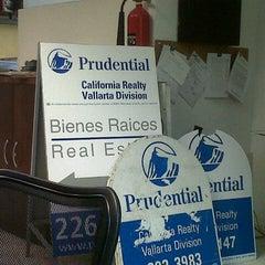 Photo taken at Prudential Vallarta by Vania G. on 1/23/2013