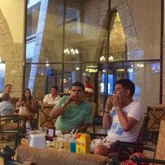 Photo taken at Tikal Lobby Bar by Vania G. on 8/15/2015