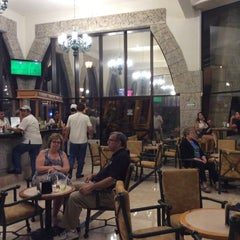 Photo taken at Tikal Lobby Bar by Vania G. on 10/25/2015