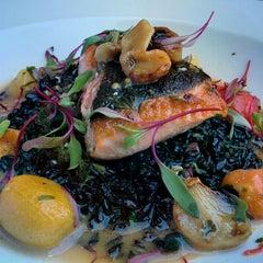 Photo taken at Donato Enoteca Restaurant by Juston P. on 6/30/2015