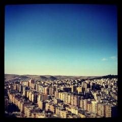 Photo taken at Şanlıurfa by A Serkan Ş. on 1/10/2013