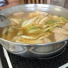 Photo taken at Hot Pot Heaven by Lucia c. on 2/24/2013