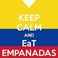 Photo taken at Mama's Empanadas by Ricardo T. on 12/25/2012