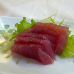 Photo taken at Kamiya Sushi & Sukiyaki by Marcel S. on 5/14/2013