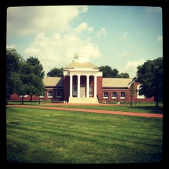 Photo taken at University of Delaware by Ashley C. on 9/27/2012