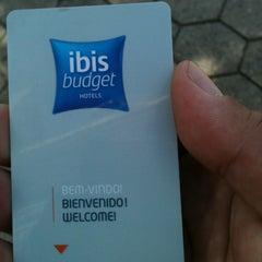 Photo taken at Ibis Budget Vitória by Leonardo S. on 3/22/2013