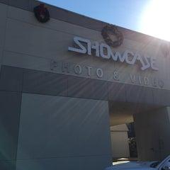 Photo taken at Showcase Inc. Photo & Video by Jordan G. on 12/2/2014