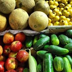 Photo taken at Mercado de Santa Tere by Ricardo Q. on 9/19/2012