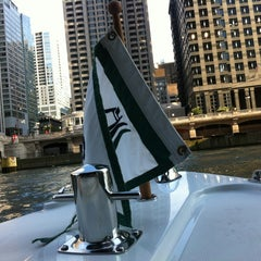 Photo taken at Chicago Electric Boat Company by Georgia M. on 7/1/2013