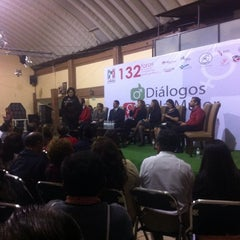 Photo taken at San Mateo Atenco by Karina Á. on 11/1/2014