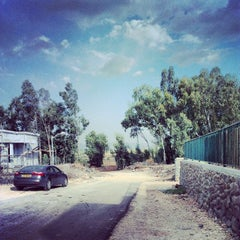 Photo taken at Kibbutz Kfar Sold by Amnon N. on 10/31/2013