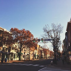 Photo taken at Old Town Alexandria by Ronald B. on 11/24/2015