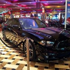 Photo taken at Casino Center Bar by Ingrid Jacqueline A. on 2/11/2013