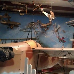 Photo taken at Wings of History Museum by Ron M. on 7/19/2013