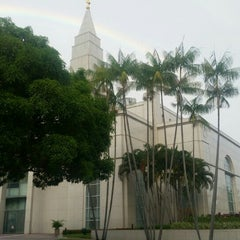 Photo taken at Igreja dos Mórmons by Pilatos Santos P. on 5/29/2015