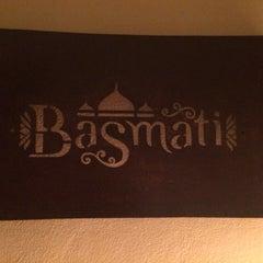 Photo taken at Basmati by Krsteenah T. on 9/24/2014