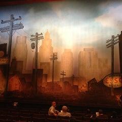 Photo taken at Stephen Sondheim Theatre by Jeff H. on 7/3/2013