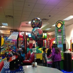 Photo taken at Chuck E. Cheese's by Paul H. on 12/2/2012