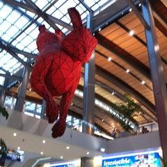Photo taken at Central Terminal B / Landside by N on 10/9/2012