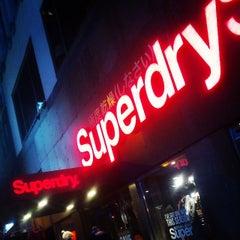 Photo taken at Superdry by Takashi U. on 12/31/2013