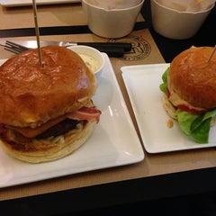 Photo taken at Burger Republic by Martin J. on 5/23/2013