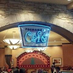 Photo taken at Pechanga Café by Mark Z. on 2/11/2013