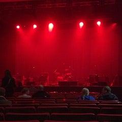 Photo taken at Thomas Wolfe Auditorium by Brian O. on 5/1/2013