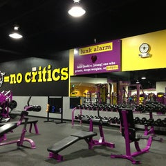 Photo taken at Planet Fitness by Richard J. on 12/28/2012