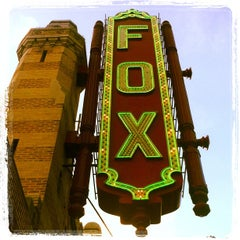 Photo taken at The Fox Theatre by DjLORD on 6/5/2013