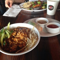 Photo taken at Pei Wei by Carri on 7/8/2014