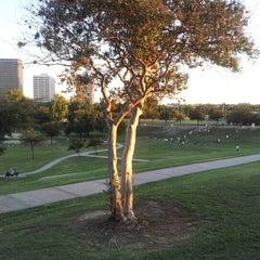 Photo taken at Spotts Park by Kaleb F. on 9/20/2012