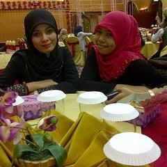 "Photo taken at Universitas Putra Indonesia ""YPTK"" by Ressa P. on 12/22/2012"