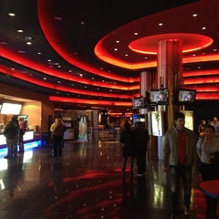 Photo taken at Cinemall (סינמול) by Loulla L. on 1/4/2013