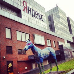 Photo taken at Яндекс / Yandex HQ by Denis Z. on 11/2/2012