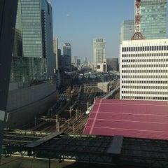 Photo taken at 銀座スカイラウンジ by masa1 S. on 2/23/2014